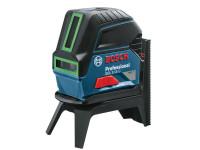 Bosch BSHGCL215G GCL 215-G Professional Self-Levelling Cross Line Laser Green | Toolden