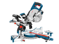Bosch BSHGCM8SJLL GCM 8 SJL Sliding Mitre Saw 216mm 1600W 110V | Toolden