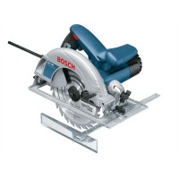 Bosch BSHGKS190L GKS 190 Circular Saw In Carry Case 190mm 1400W 110V
