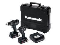 Panasonic PANC215PN2G EYC215PN2G Twin Pack 18V 2 x 3.0Ah Li-Ion | Toolden