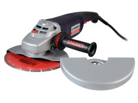 SPARKY SPK2200PLAV MBA 2200P Angle Grinder with AB Guard 2000 Watt 110 Volt | Toolden