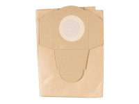 SPARKY SPKDUSTBAG12 20009640004 Dust Bags 20 I For VC1221 (Pack of 5) | Toolden