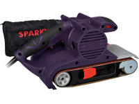 SPARKY SPKMBS1100E MBS1100E 100mm Variable Speed Belt Sander 1200 Watt 240 Volt | Toolden