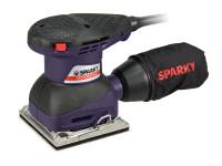 SPARKY SPKMP250 MP 250 1/4 Sheet Orbital Sander 250 Watt 240 Volt | Toolden