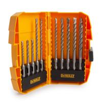 Dewalt DT7935BQZ 10pc Sds+ Drill Bit Set From Toolden