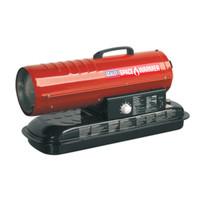 Sealey AB708 Space Warmer Paraffin/Kerosene/Diesel Heater 70,000Btu/hr without Wheels