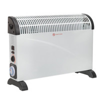 Sealey CD2005TT Convector Heater 2000W/230V with Turbo, Timer & Thermostat