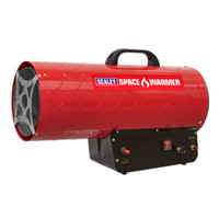 Sealey LP100 Space Warmer Propane Heater 75,000-102,000Btu/hr