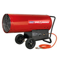 Sealey LP401 Space Warmer Propane Heater 210,000-400,000Btu/hr