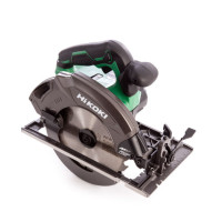 HiKOKI C3607DA 36V Brushless Multi-Volt Circular Saw 185mm 2 x 2.5Ah Batteries