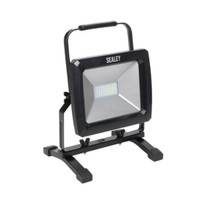 Sealey LED095 Portable Floodlight 50W SMD LED 110V