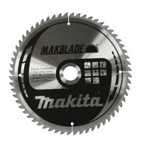 Makita B-09020 260mm x 30mm x 60T TCT Circular Saw Blade For Stationary Saws | Toolden