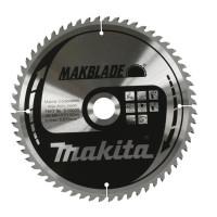 Makita B-09070 260mm x 30mm 80 Tooth MAKBLADE TCT Circular Saw Blade