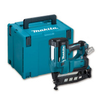 Makita DBN600ZJ 18V Finishing Nailer In Makpak Case Body Only