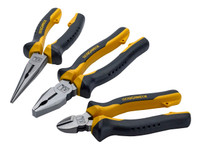 Roughneck Plier Set, 3 Piece | Toolden