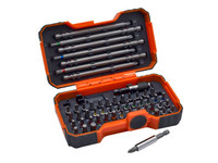 Bahco 59/S54BC-IP 54 Piece Screwdriver Bit Set | Toolden
