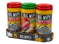 Big Wipes (Triple Pack + 25% Extra Free) | Toolden
