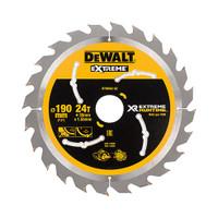 Dewalt DT99562 XR Extreme Runtime Circular Saw Blade 190mm x 30mm x 24T