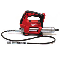 Milwaukee M18GG-0 Heavy Duty Grease Gun Body Only from Toolden.