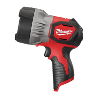 Milwaukee M12 LED 12v Cordless Spot Light Bare Unit