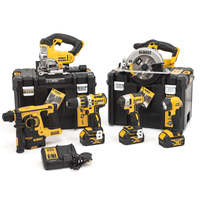 DeWalt DCK699M3T XR 6 Piece Kit 18v 3 x 4.0Ah Li-Ion from Toolden