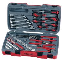 Teng T3867 Socket Tool Set 3/8 inch Drive 67 Pieces