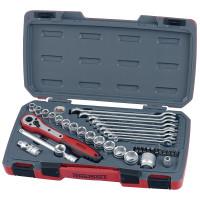Teng Tools T3840 39 Pieces 3/8 inch Drive Socket Set
