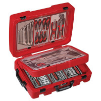 Teng Tools SC04 100 Piece Tool Set Service Case