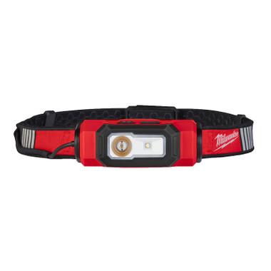 Milwaukee 4933471389 L4HL USB Rechargeable Headlamp
