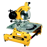 DeWalt DW743NL 250mm Flip Over Table Combination Saw 110v