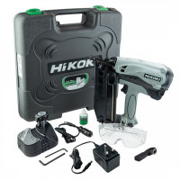 HiKOKI Angled 2nd Fix Finishing Nail Gun with 2x1.5Ah Li-Ion Batteries