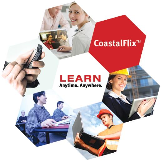 CoastalFlix Learn Anytime. Anywhere.