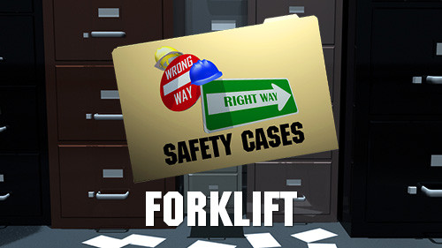 Wrong Way Right Way: Forklift