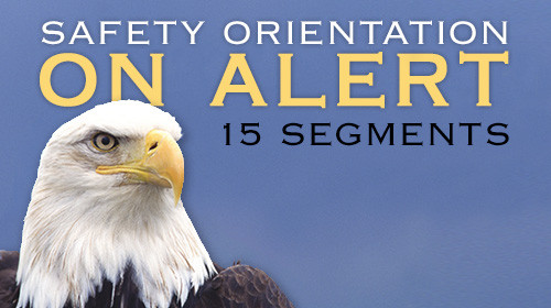 Safety Orientation: On Alert (15-Segment)