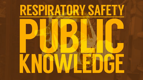 Respirator Safety: Public Knowledge