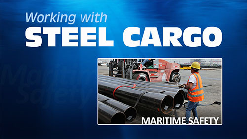 Working with Steel Cargo: Maritime Safety