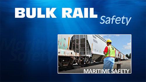 Bulk Rail Safety: Maritime Safety