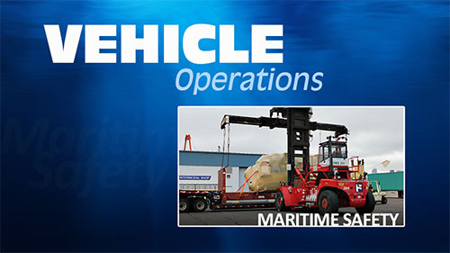 Vehicle Operations: Maritime Safety