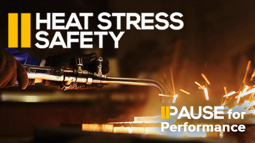 Pause for Performance: Heat Stress Safety
