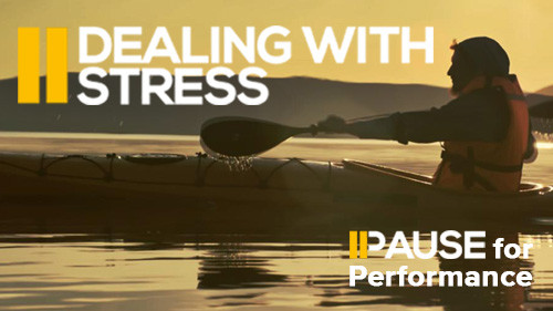 Pause for Performance: Dealing with Stress