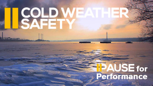 Pause for Performance: Cold Weather Safety