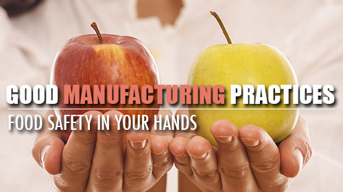Good Manufacturing Practices: Food Safety's In Your Hands