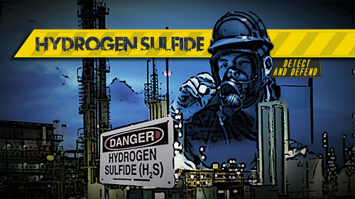 Hydrogen Sulfide: Detect and Defend