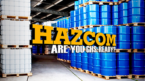 HAZCOM Are You GHS Ready?