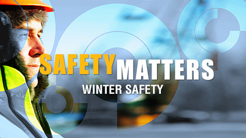 Safety Matters: Winter Safety