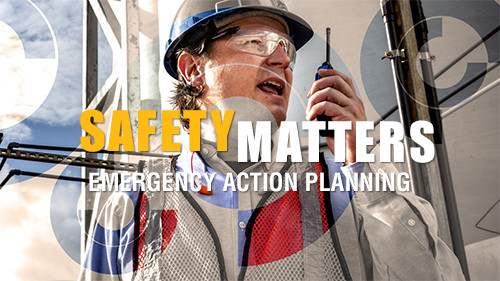 Safety Matters: Emergency Action Planning