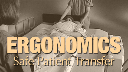 Ergonomics: Safe Patient Transfer