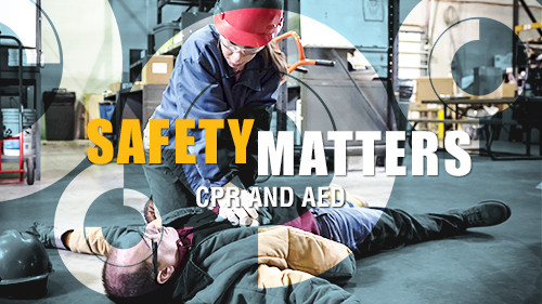 Safety Matters: CPR and AED