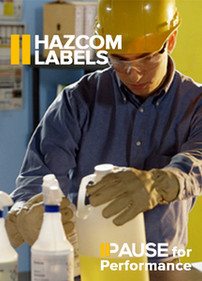 Pause for Performance: HAZCOM Labels
