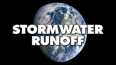 Pause for Performance: Stormwater Runoff